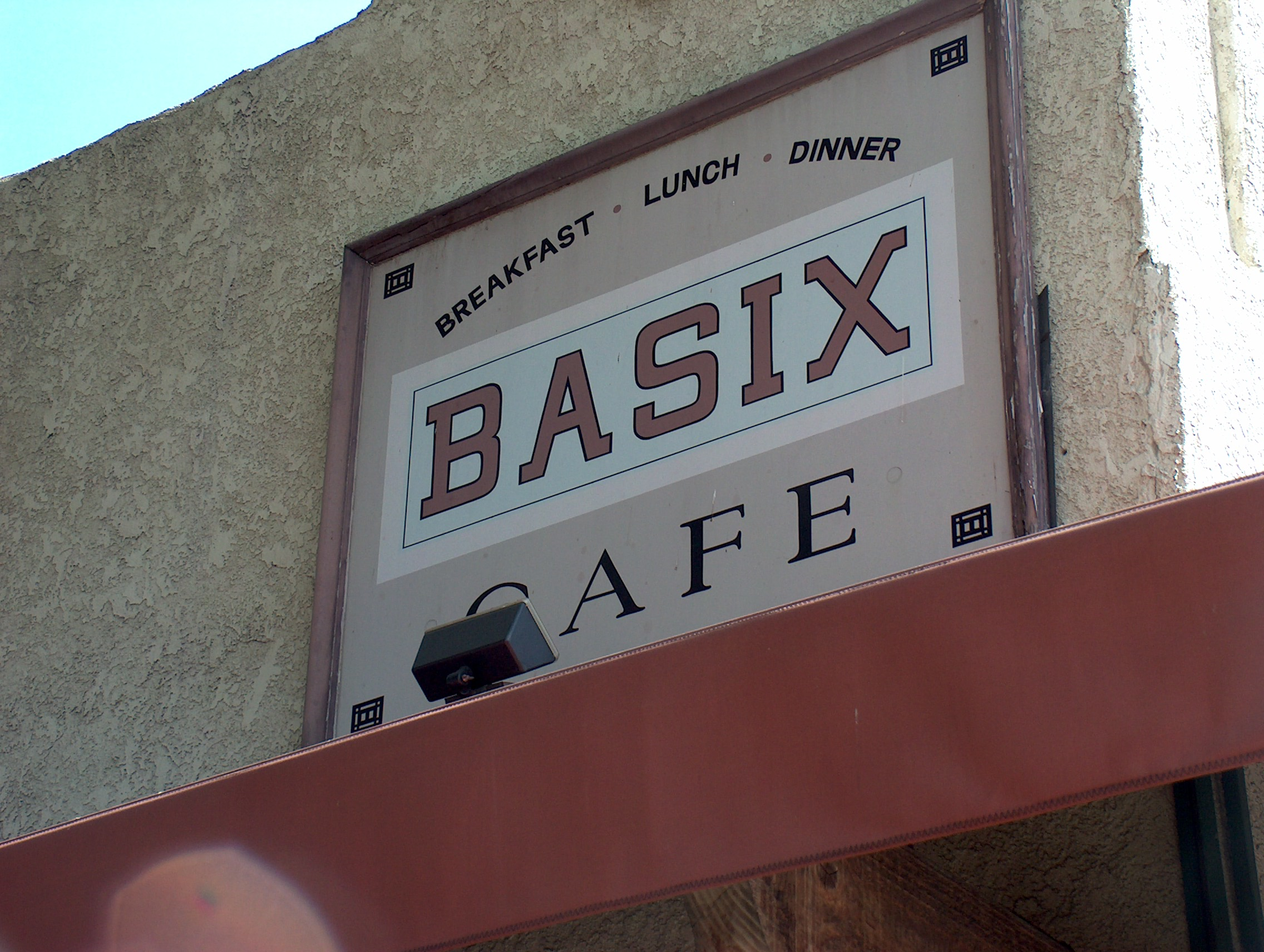 Basix Cafe West Hollywood Ca